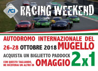 Racing weekend